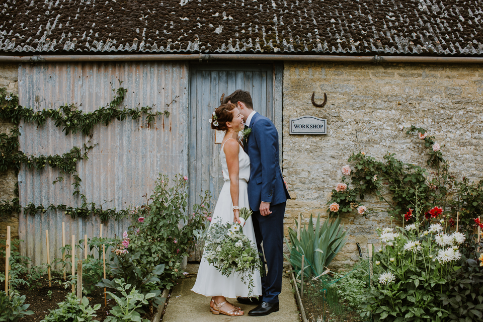 Workshop Wedding Photo - Wild Lily Flowers